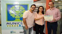 Mairinque é pré-certificada no Programa Município VerdeAzul 2019