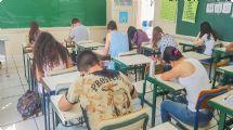 Cursinho Etec Popular de Mairinque realiza simulado do ENEM