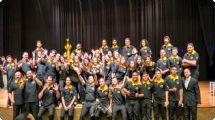 """Banda """"Conselheiro Mayrink"""" é octacampeã do Campeonato Estadual de Bandas e Fanfarras"""