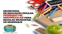 Secretaria de Educação divulga período de matrículas para escolas municipais de Mairinque
